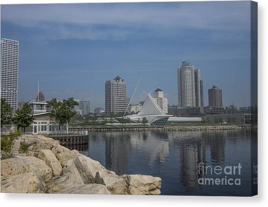 Milwaukee Wisconsin Canvas Print