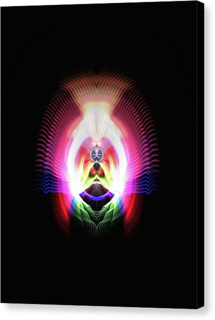 Mind's Eye Canvas Print by Thomas  MacPherson Jr