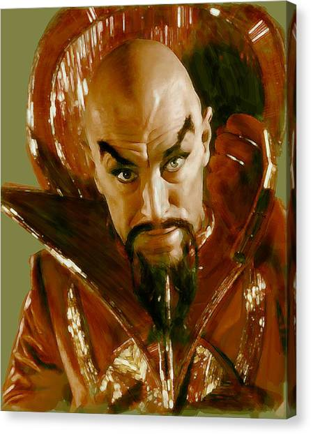 Ming Canvas Print