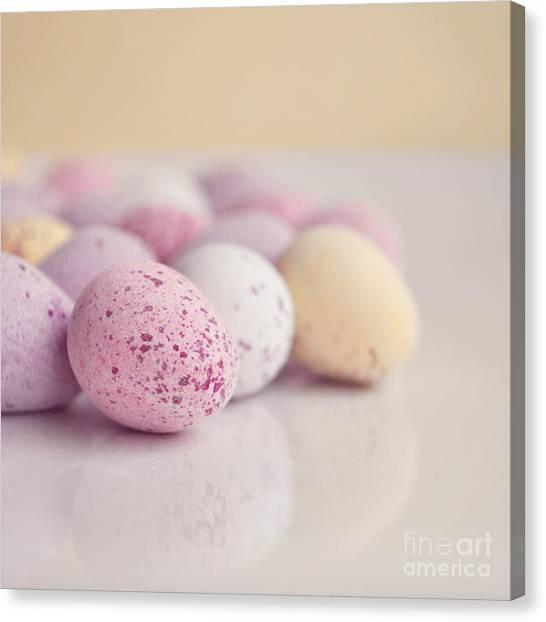 Mini Easter Eggs Canvas Print
