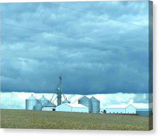 Southern Minnesota Canvas Print