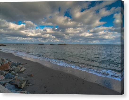 Minot Beach Canvas Print