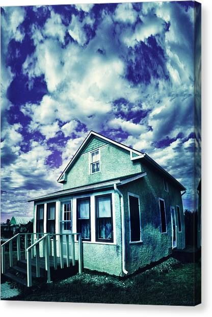 Drywall Canvas Print - Mint Condition by Starlux  Productions