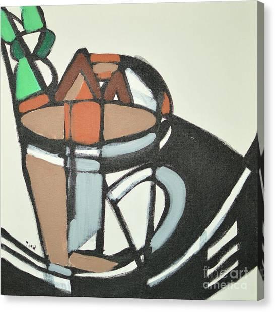 Mint Julep Canvas Print