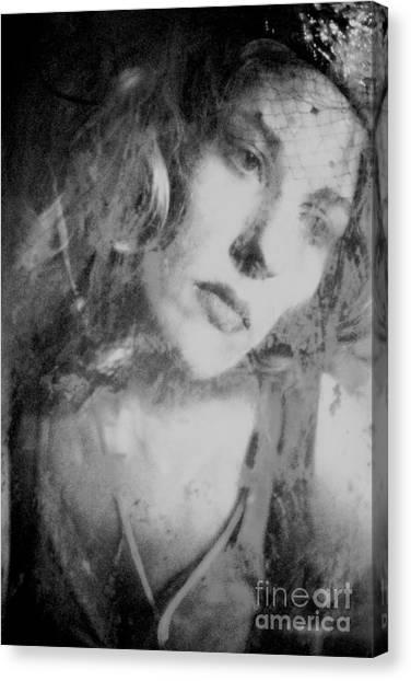 Mirror Mirror... Canvas Print by Sharon Kalstek-Coty