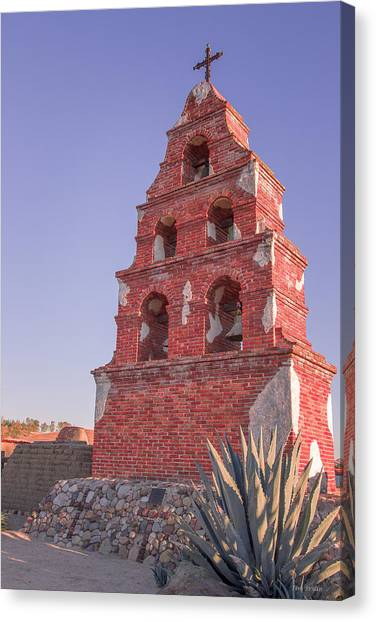 Mission Bells Canvas Print