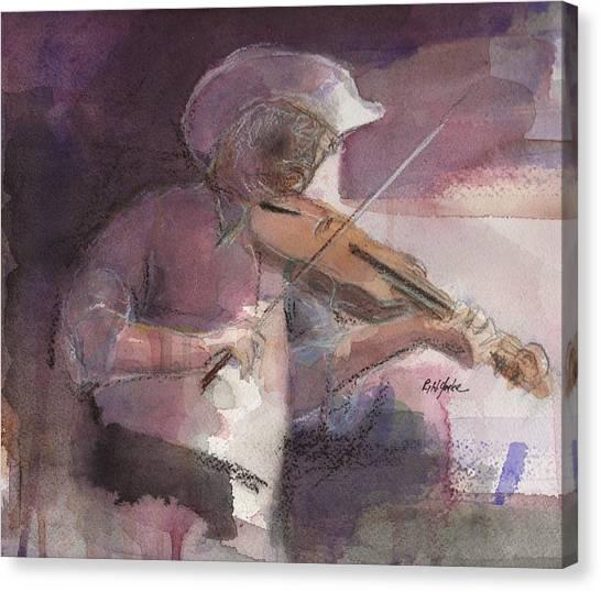 Bluegrass Canvas Print - Mississippi Sawyer by Robert Yonke