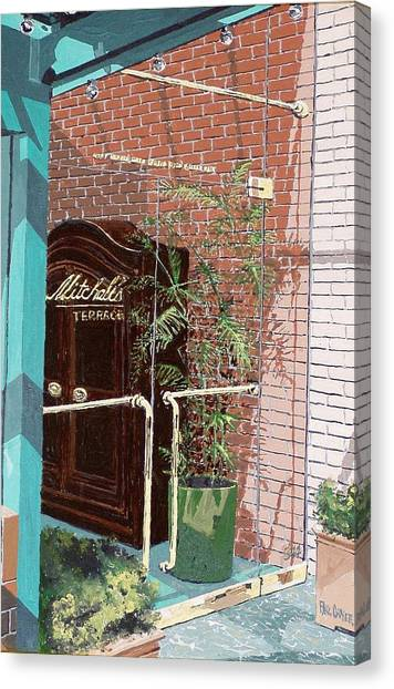 Mitchell's Canvas Print by Paul Guyer