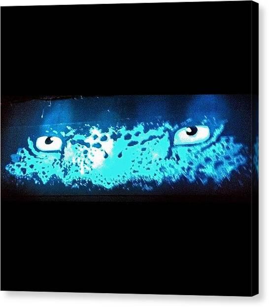 Owls Canvas Print - #mizotli #instagood #iphonesia by Jaime Dta