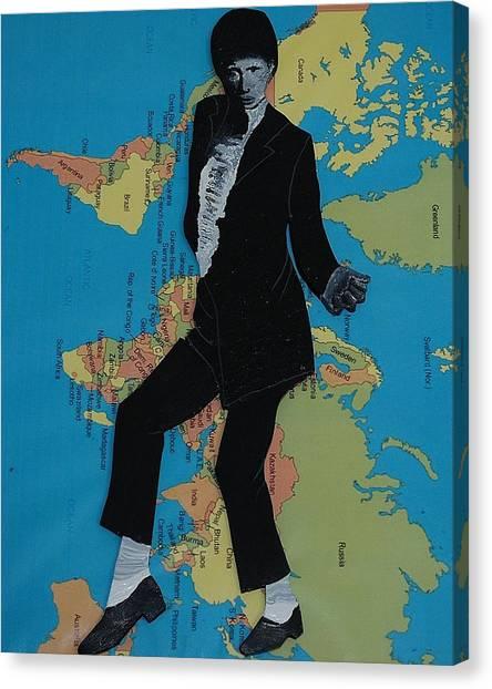 Mj Billie Jean Canvas Print
