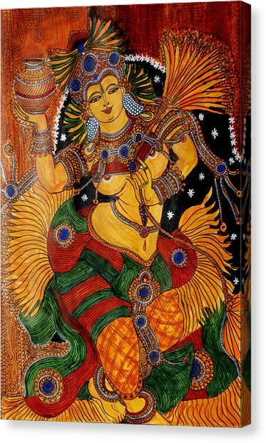 Mohini Canvas Print