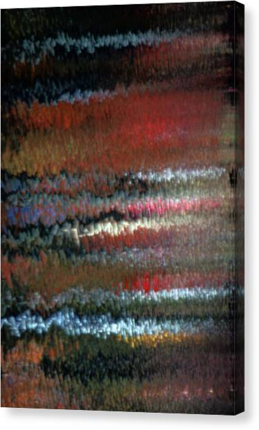 Mon Hommage A Rothko Canvas Print