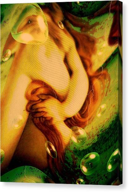 Mona 3 Canvas Print