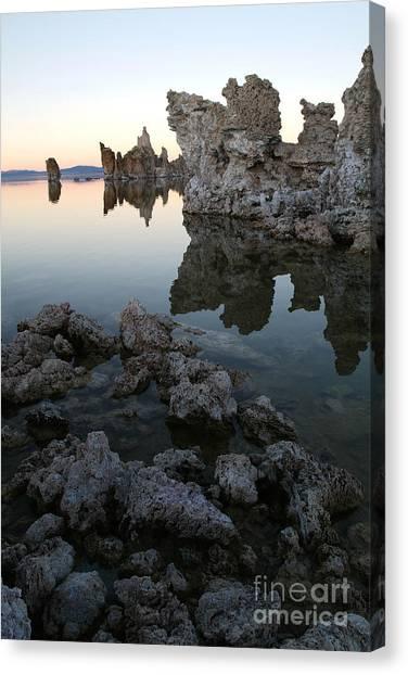 Mono Lake - 06 Canvas Print