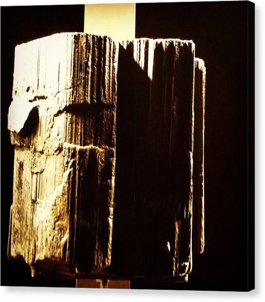 Gemstones Canvas Print - Monolith by David Lubetsky