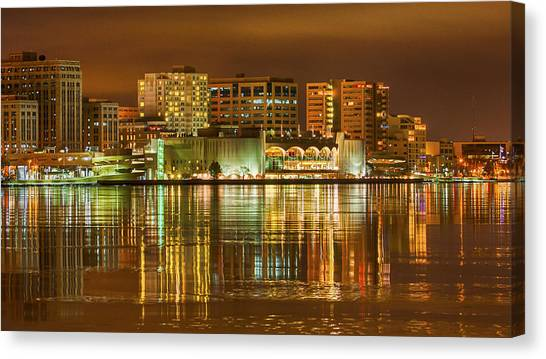 Monona Terrace Madison Wisconsin Canvas Print