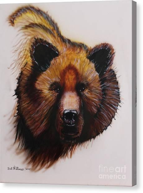Montana Monarch Canvas Print