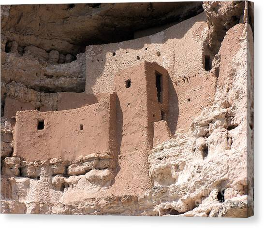 Montezuma Castle 2 Canvas Print