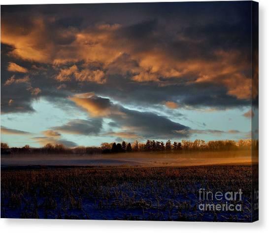 Moodiness Canvas Print