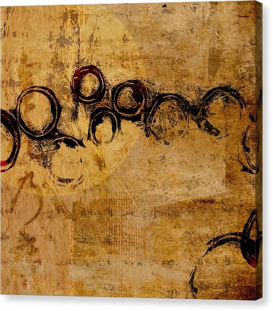 Luna Canvas Print - Moondance by Carol Leigh