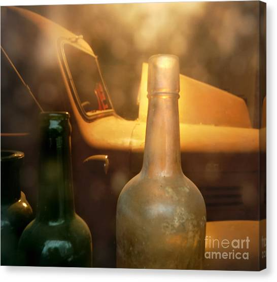 Moonshine Delivery Canvas Print