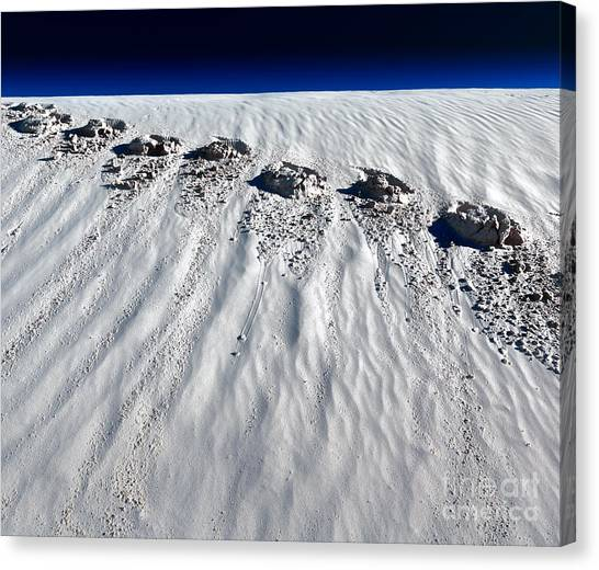 Moonwalking Canvas Print