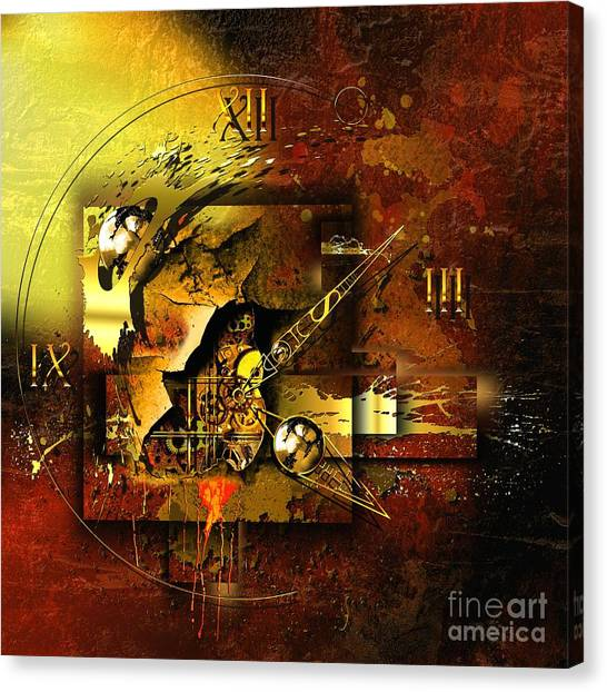 Imaginative Canvas Print - More Than The Reality by Franziskus Pfleghart