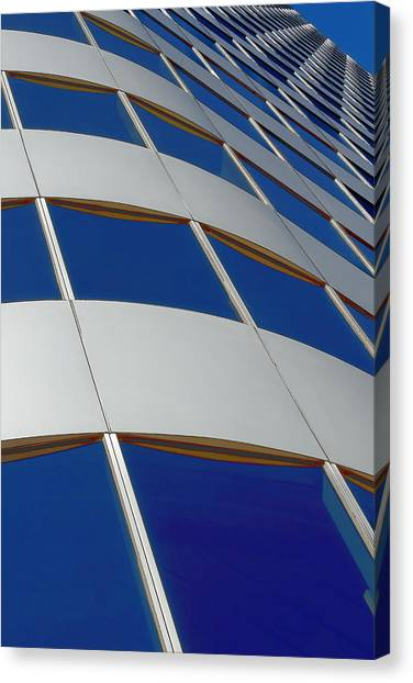 More Windows In The Sky Canvas Print