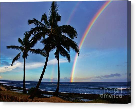 Morning Blessing Canvas Print