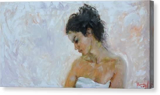 Breeze Canvas Print - Morning Breeze by Ylli Haruni