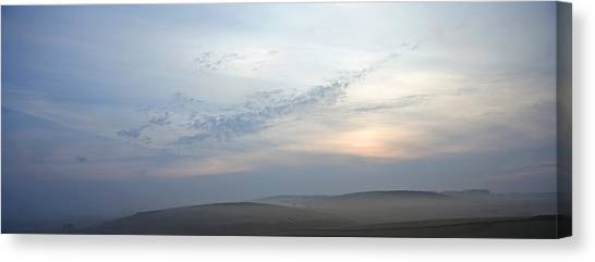 Morning Come Lightly Canvas Print