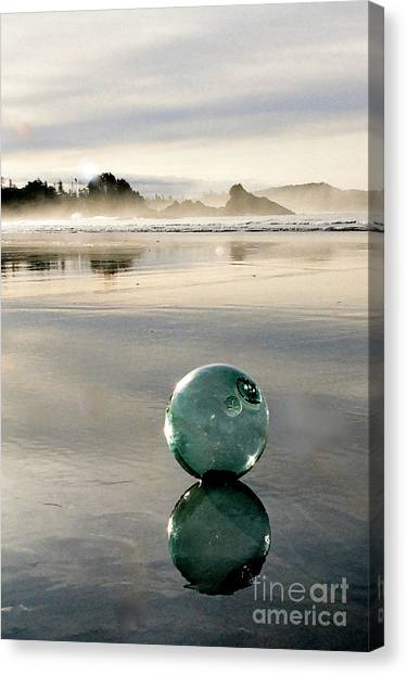 Morning Discovery Canvas Print