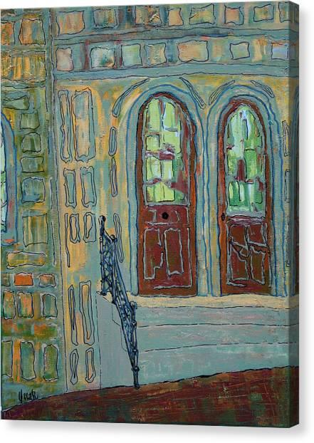 Prague Canvas Print - Morning  by Oscar Penalber