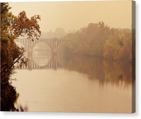 Morning Passage Canvas Print