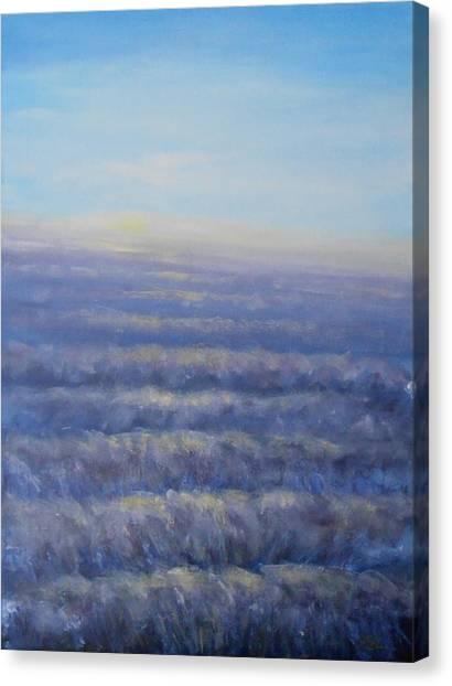 Morning Sun Canvas Print