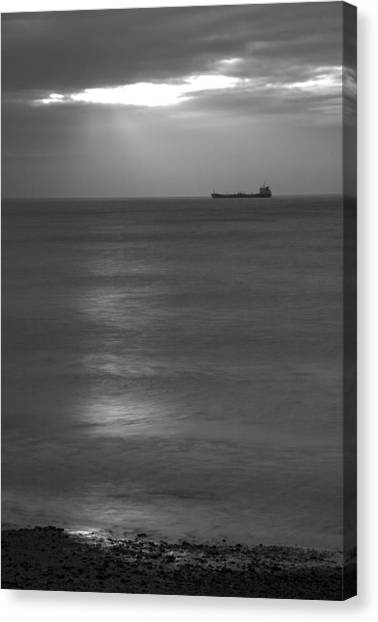 Morning View From Kingsdown Canvas Print