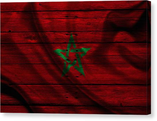 Moroccon Canvas Print - Morocco by Joe Hamilton