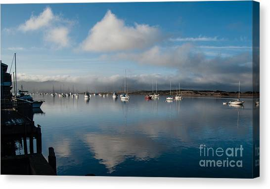 Morro Bay - 2433 Canvas Print