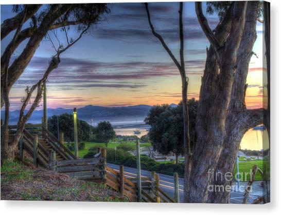Morro Bay Vista Canvas Print