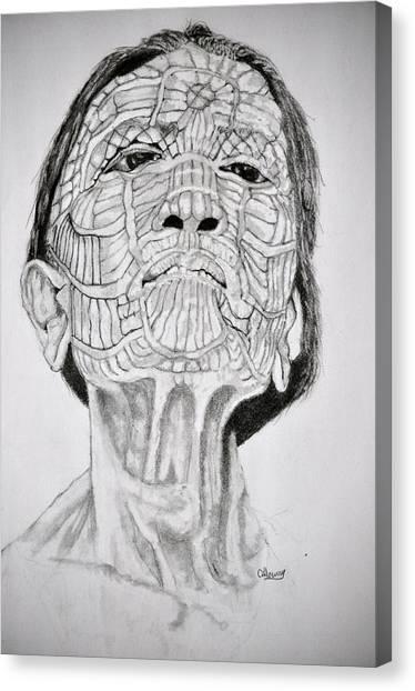 Morro Old Woman Canvas Print by Glenn Calloway