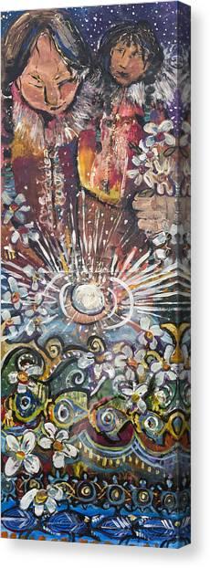 Mother Spirit Canvas Print