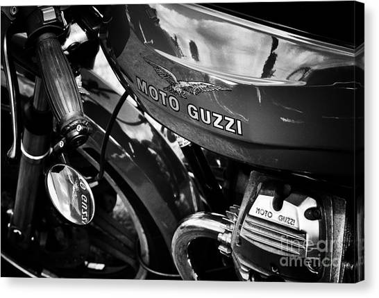 Moto Guzzi Le Mans  Canvas Print