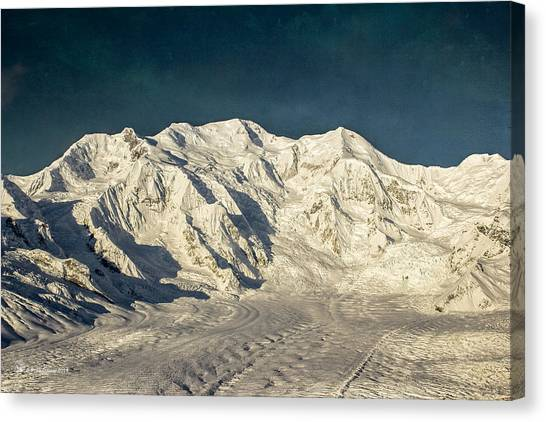 Mount Blackburn Canvas Print