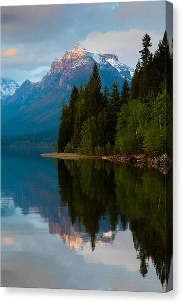Mount Cannon Canvas Print