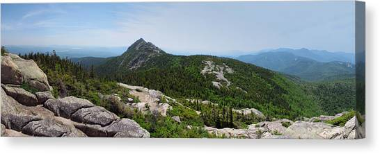 Mount Chocorua From The Sisters Canvas Print