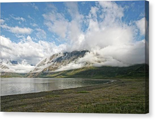 Mount Kaputyat Canvas Print