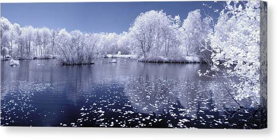 Sunderland Canvas Print - Mount Pleasant Lake by Phil Whittaker Photography