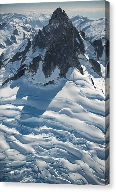 Mount T Canvas Print