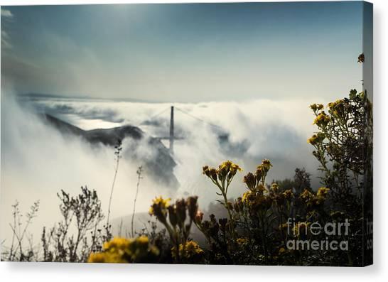 Mountain Of Dreams Canvas Print