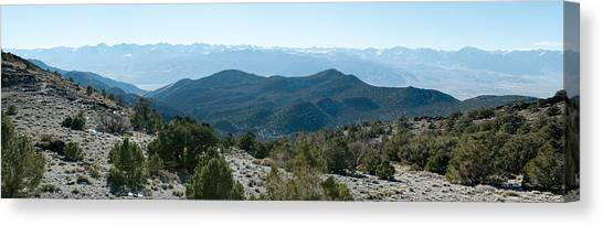 Bishop Hill Canvas Print - Mountain Range, White Mountains by Panoramic Images